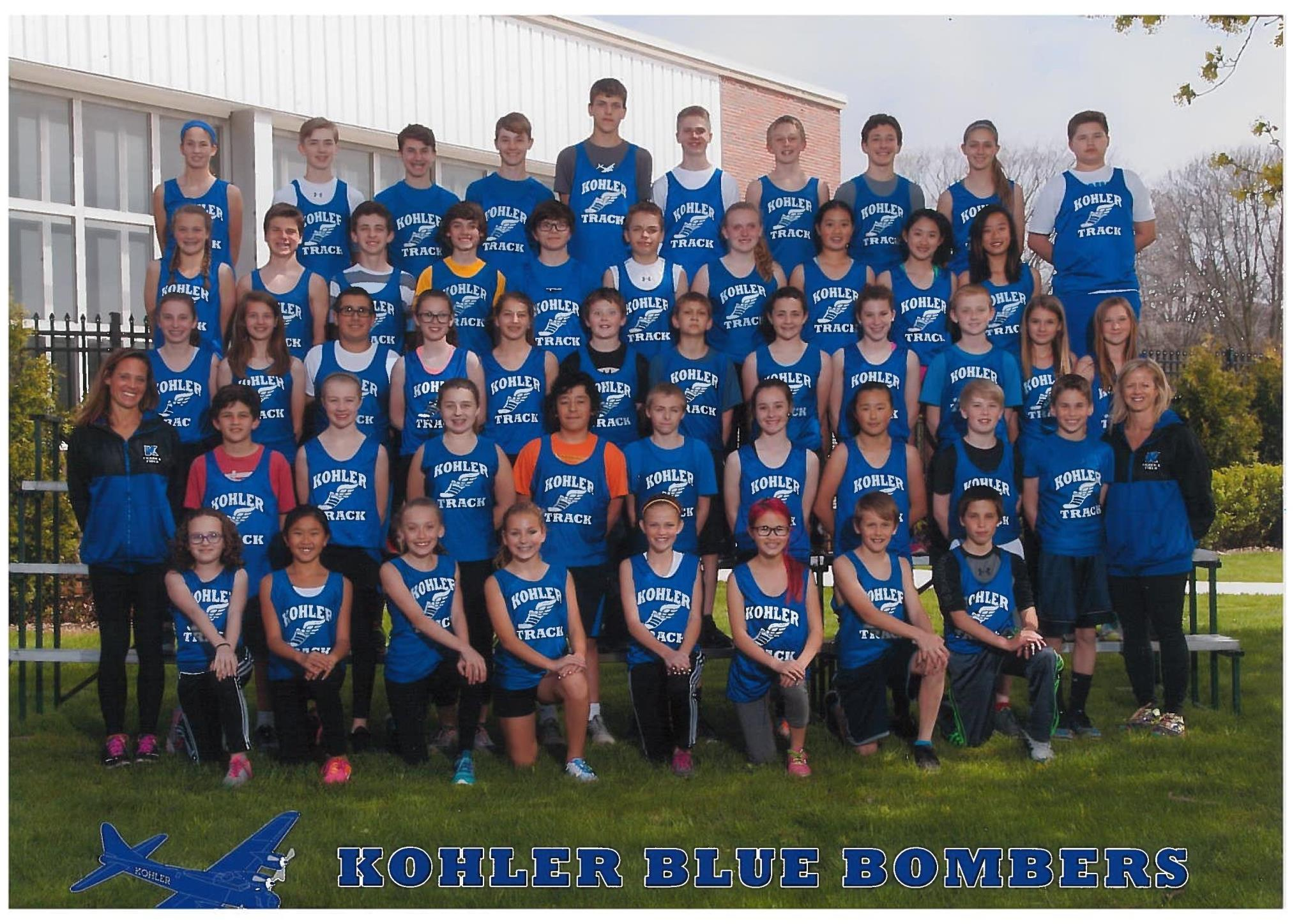 Middle School Track 2015-2016